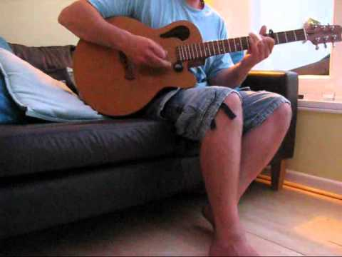 tacoma chief acoustic guitar demod with slide in open d tuning youtube. Black Bedroom Furniture Sets. Home Design Ideas