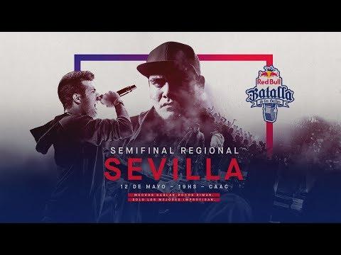 Semifinal Regional Sevilla, España 2018 - Red Bull Batalla de los Gallos