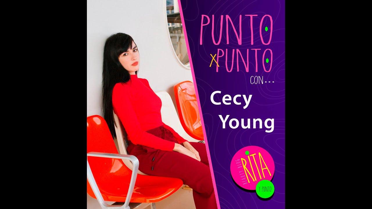 Instagram LIVE: Punto x Punto con Cecy Young