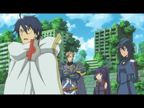 Log Horizon Se1 - Ep18 Expeditionary Force - Screen 07