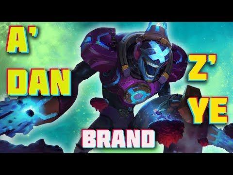 A'DAN Z'YE ŞAMPİYONLARI ÖĞRENİYORUZ BRAND #13