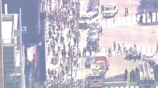✅ Richard Rojas Car Crash New York City 1 Dead and 22 People Treated in Hospital 5/18/17**
