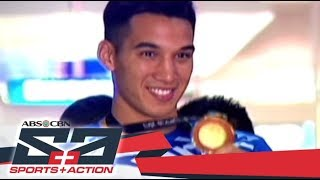 The Score: John Tupas Marvin reigns in the light heavyweight division in the 29th SEA Games.