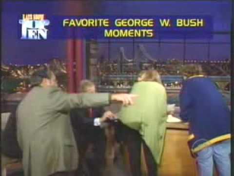 George W. Bush - 8 years of bloopers