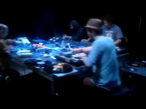 soundcheck - DRIFT - eRikm, M.Tetreault, A.Riviere, DJ Sniff