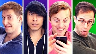 How your group of friends is literally just like your family. Check out more awesome videos at BuzzFeedVideo! http://bit.ly/YTbuzzfeedvideo GET MORE ...