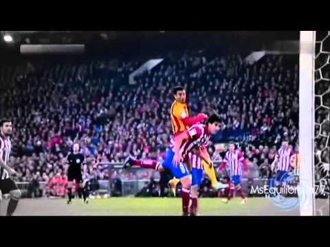 Barcelona vs Atlético Madrid ► 01 04 2014 Promo ► Champions League Quarter Finals