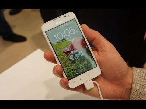 LG L65 Hands On Review with Full Specification