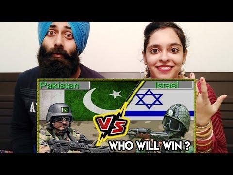 Indian Shocking Reaction   PAKISTAN Vs ISRAEL   Military Power Comparison 2018