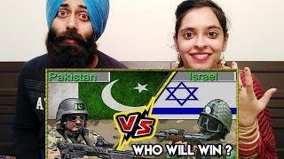 Indian Shocking Reaction | PAKISTAN vs ISRAEL | Military Power Comparison 2018