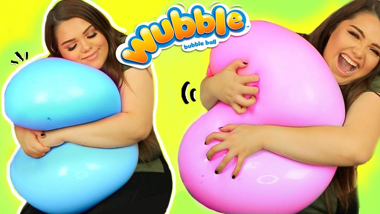 Diy Giant Fluffy Slime Stress Ball! Super Soft & Squishy! Karina Garcia