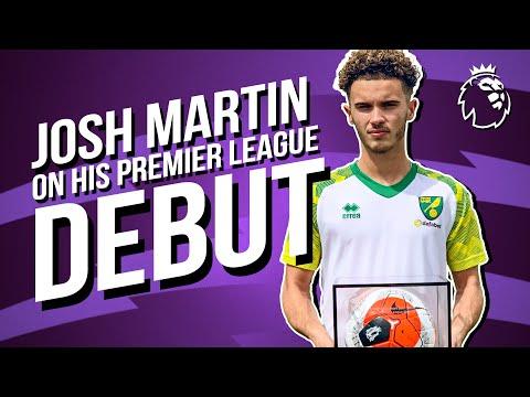 """It's a dream come true.""   Martin Receives Debut Ball"