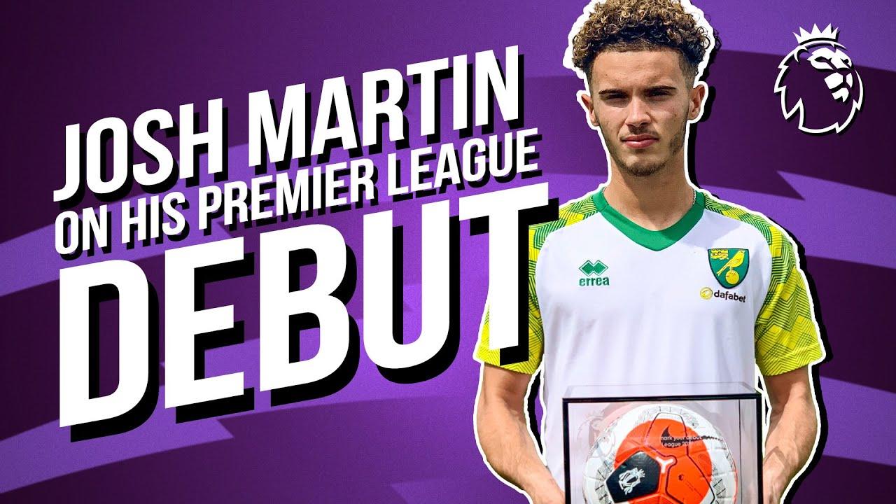 """It's a dream come true."" | Martin Receives Debut Ball"