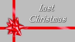 Play Along - LAST CHRISTMAS - Christmas Song - Free Sheet Music Download