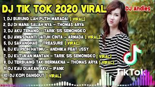 Download lagu DJ TIK TOK TERBARU 2020 - DJ BURUNG LAH PUTIH MARADAI X TERBUANG TAK BERMAKNA X TARIK SIS SEMONGKO