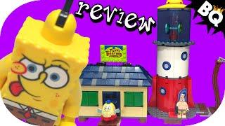 LEGO Mrs Puff's Boating School 4982 SpongeBob SquarePants Review