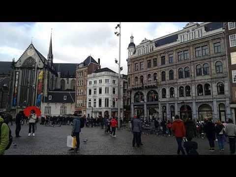 Royal Palace Amsterdam Tour