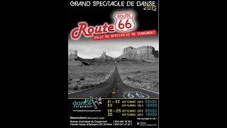 2012 - Spectacle danse jazzcorgemont - Route 66 / BNJ