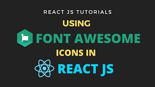How To Use Font Awesome 5 In Reactjs