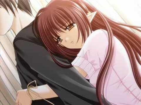 Loves Symphony (Sad, Loving Anime pictures)