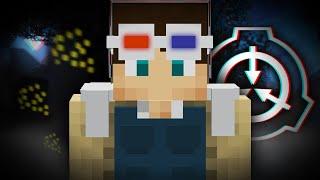 JE DÉCOUVRE une NOUVELLE DIMENSION grâce à ces LUNETTE !?! ( SURVIE SCP Minecraft )