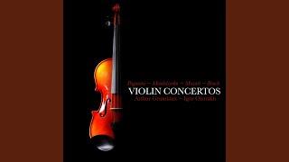 Violin Concerto in E Minor, Op. 64: I. Allegro molto appassionato - II. Andante - III....