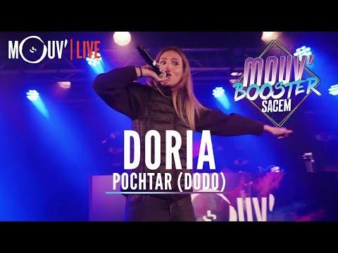 Youtube: DORIA:«Pochtar (Dodo)» (Live @Mouv' Booster Sacem)
