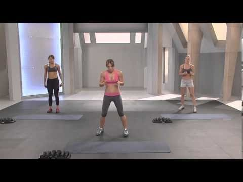 Jillian Michaels Extreme Shed Amp Shred Level 1 Youtube