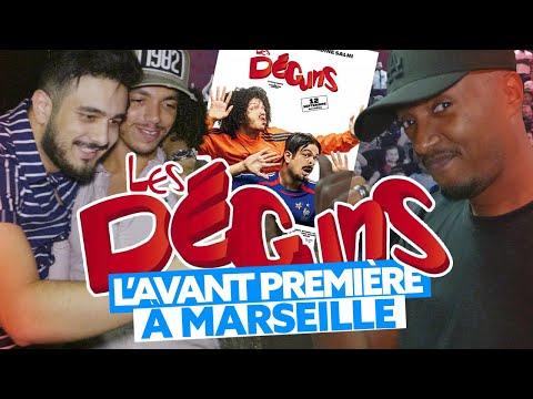 Les Déguns : l'avant première à Marseille !