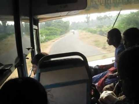 Beauty of Tirunelveli Bus Travel