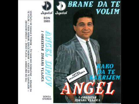 Angel Dimov - Ziv nam bio domacine - (Audio 1991)
