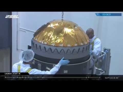 JCSAT-16 Hosted Webcast