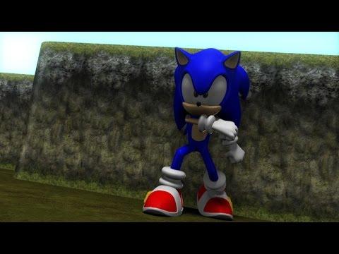 Pacman vs Sonic