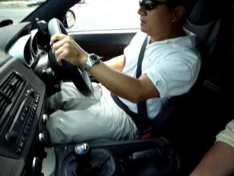 Ivan Khong in Z4 M