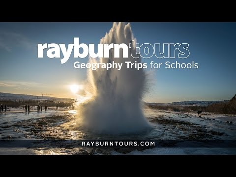 Inspiring Geography Trips for Schools to Iceland