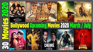 30 Upcoming Bollywood Movies of 2020   2020 Upcoming Movie List   Indian High Expectations Movies.