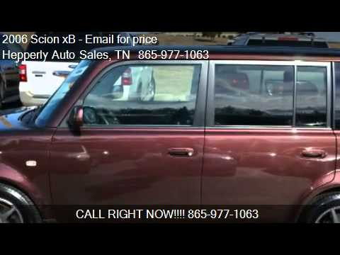2006 Scion xB RELEASE SERIES 4.0 for sale in Maryville, TN ...