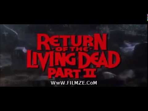 The Return of The Living Dead Part 2 Flesh To Flesh by Joe Lamont