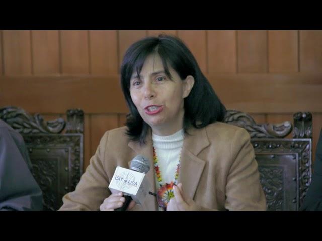 Rueda de prensa-Conferencia Episcopal ecuatoriana