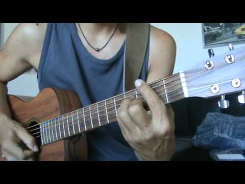 Comme un accord Jean Louis Aubert Guitar