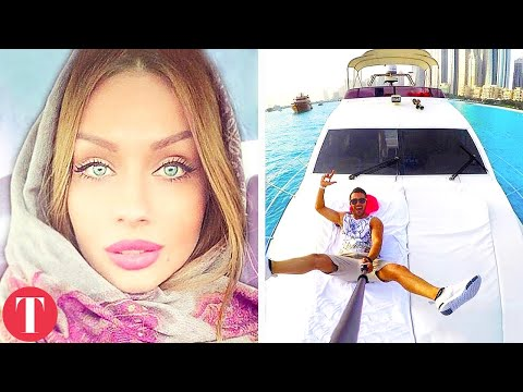 The Lavish Lives Of The Rich Kids Of Tehran