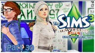 Let's Play: The Sims 3 University {Part 30} Catchin' Up With Corono.