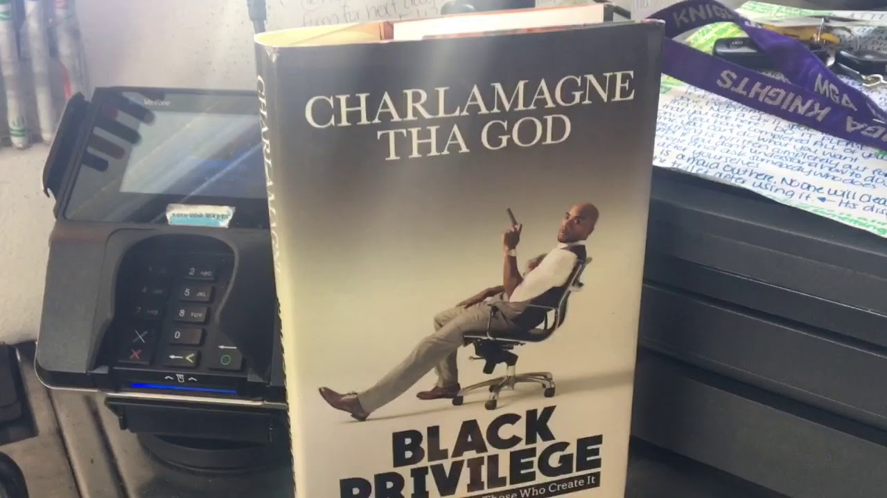 Black privilege charlamagne reviews