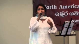 DETROIT NATA CULTURAL NITE 2013 - Damini singing