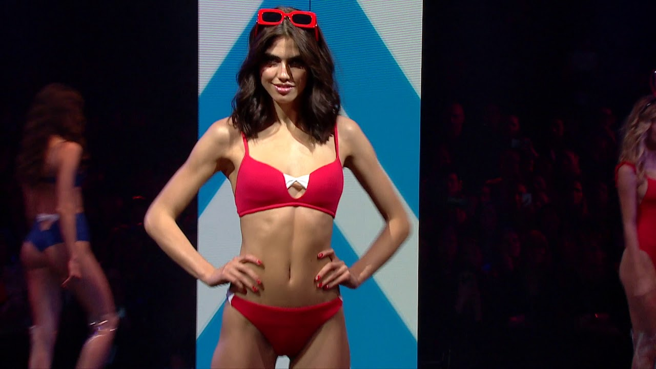 Calzedonia Summer Show 2018 Summer Stripes - YouTube