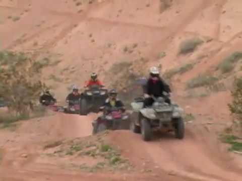 Desert Adventure Las Vegas ATV Tour