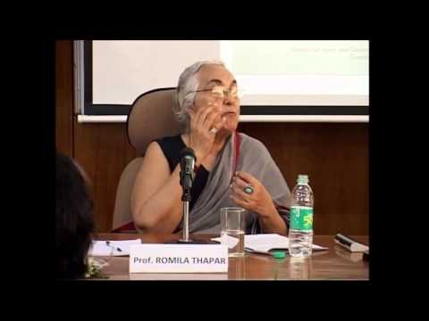 An Interactive Workshop with Prof. Romila Thapar