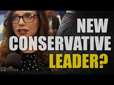 Young Conservative Canadians: Who they support for party leader