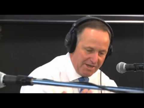 John Key (NZ PM)  v. Kim Dotcom - 15 Sep 14