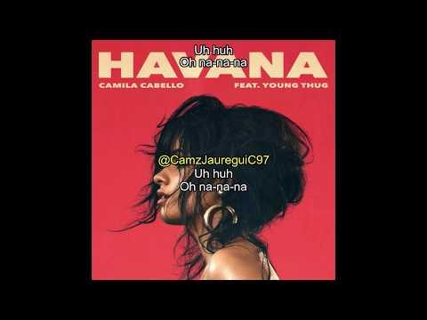 Camila Cabello - Havana. No Rap Version (Sub. Ingles/Español)